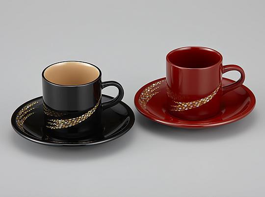 輪島塗 コーヒーカップ