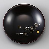 特別注文 オーダーメイド 特注 輪島塗 菓子鉢 うさぎ