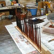 お箸の制作(2)