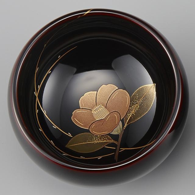 "<p class=""eig"">Urushi Art Wajimanuri:sake cup (a single article) a camellia (code:3162 - a camellia)</p><p>輪島塗 ぐい呑み 溜塗り 草花季節蒔絵 椿</p>"